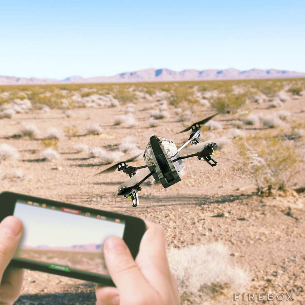 Drones...a great tool for adventure film makers, but not a free for all