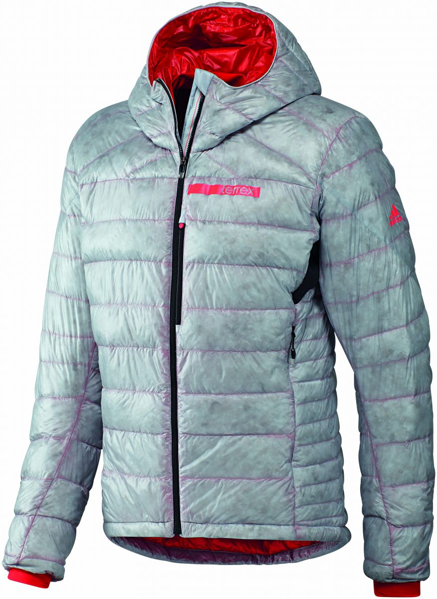 adidas terrex agravic down jacket wins outdoor industry. Black Bedroom Furniture Sets. Home Design Ideas