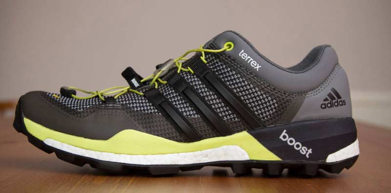 latest fashion huge discount half price Adidas Terrex Boost tested and reviewed