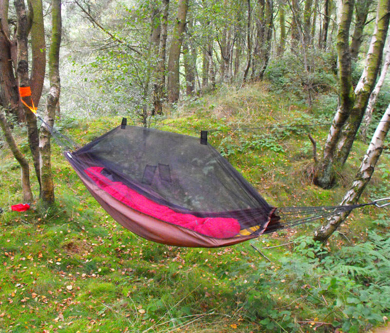 amazonas 3 amazonas moskito traveller pro hammock tested and reviewed  rh   myoutdoors co uk
