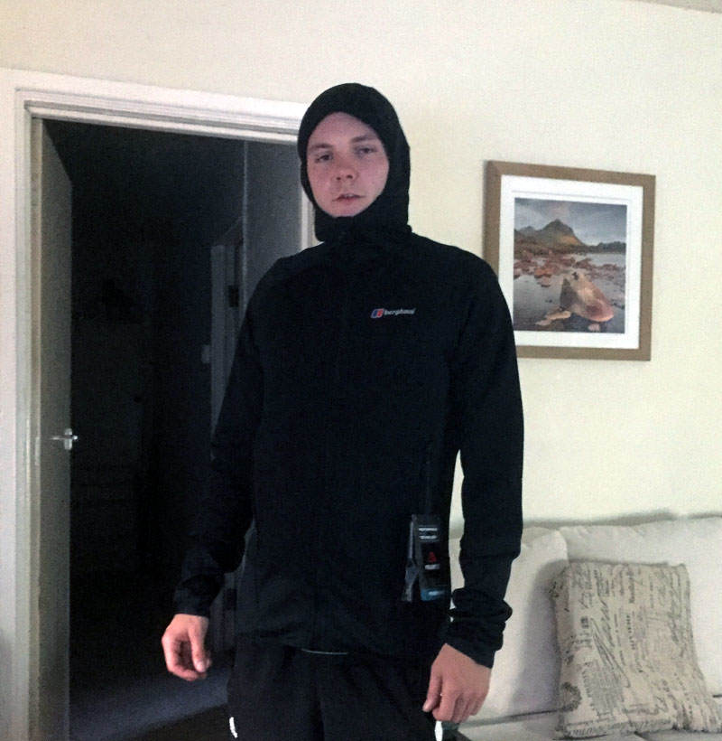 more photos 7aa91 843c8 Berghaus Extrem 7000 Hoody tested and reviewed
