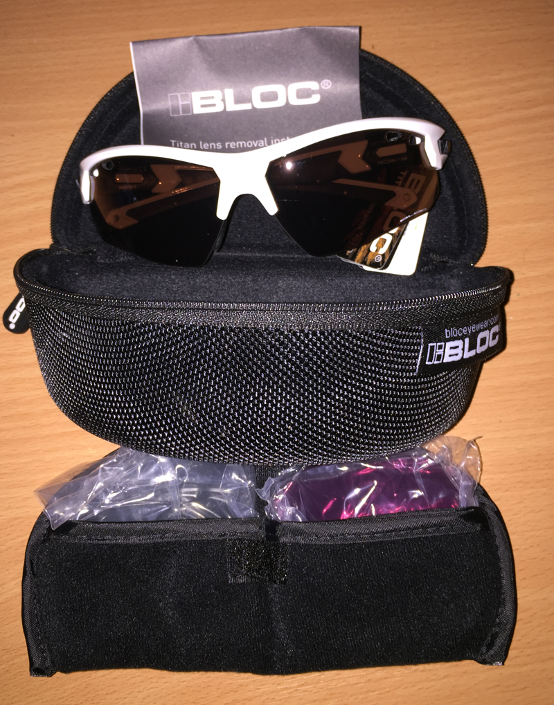 c2fc815a428 Bloc Titan X631 Sunglasses tested and reviewed