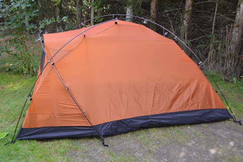 F10 Argon 2 & Vango Force 10 Argon 2 tested and reviewed