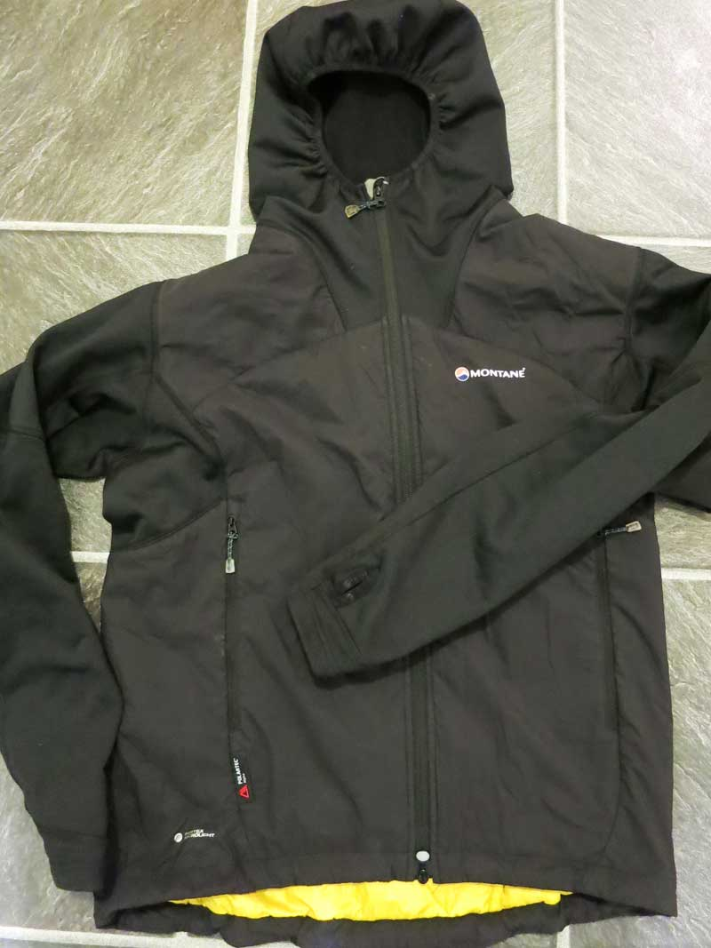 montane alpha guide jacket tested and reviewed rh myoutdoors co uk Jackets for Men montane alpha guide insulated jacket