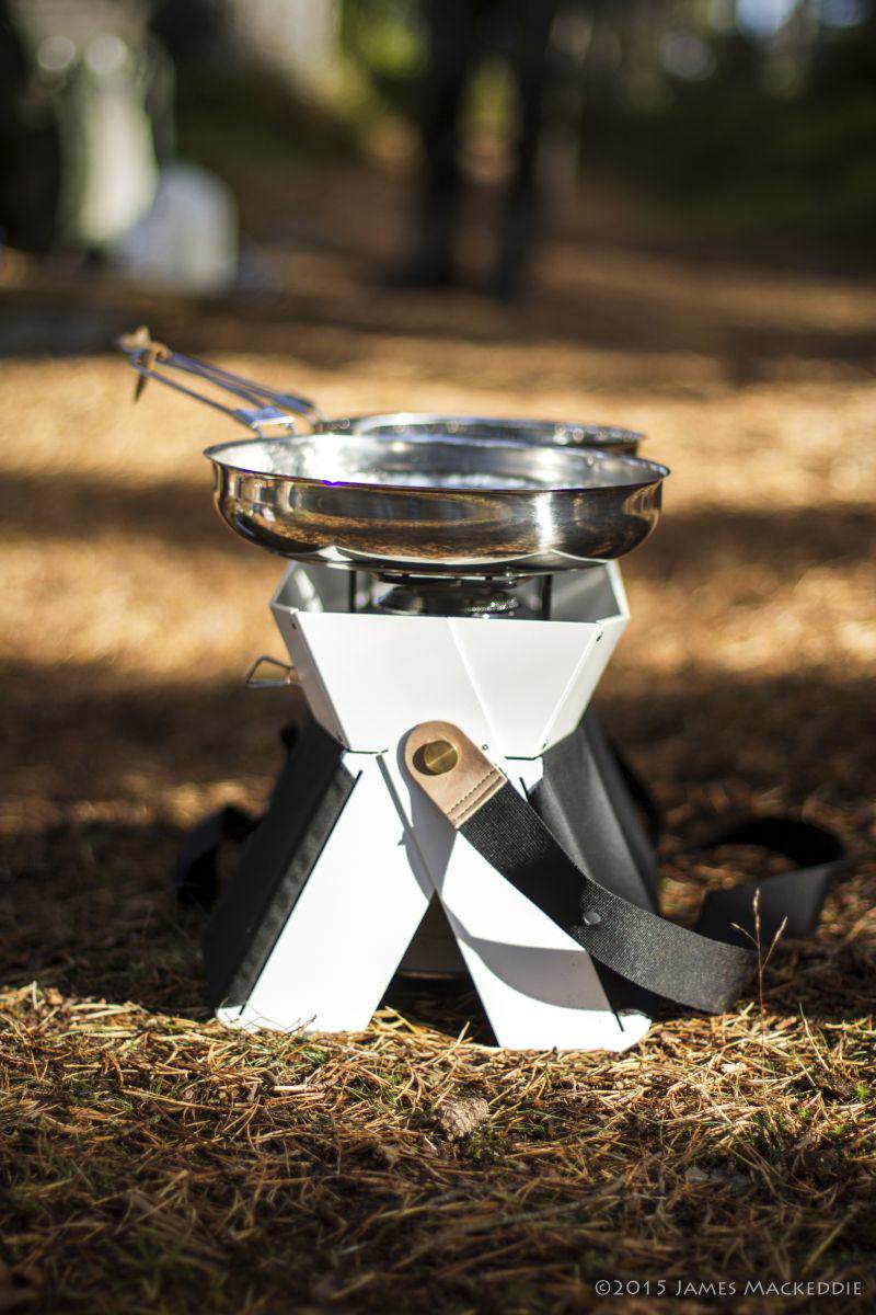 Primus Campfire Outdoor Cooking With A Stylish Twist