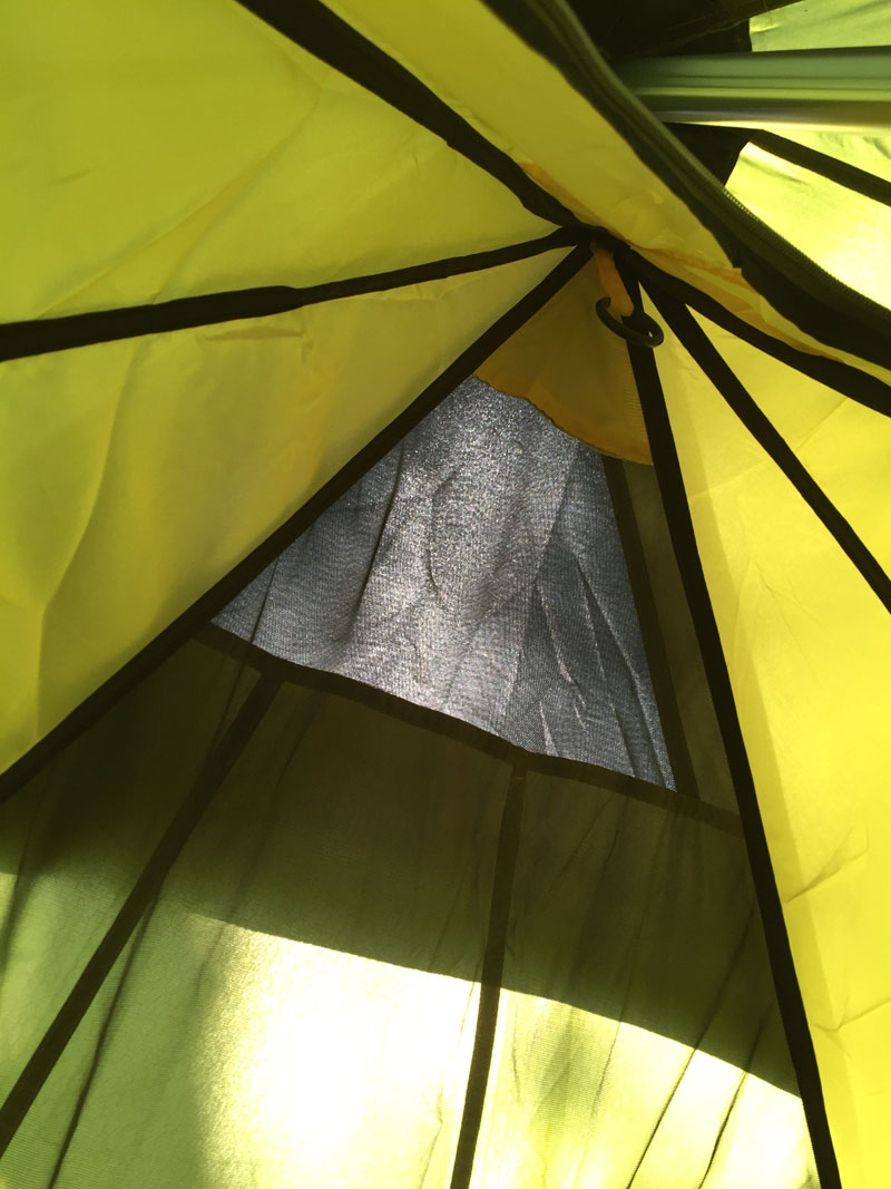 Over a wet and windy weekend in Keswick that saw the second day of Keswick Mountain Festival cancelled due to high winds the Green Cone proved a safe refuge ... & Robens Green Cone 4 man tent tested and reviewed