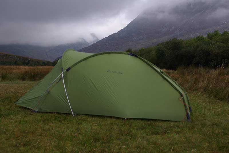 Vaude Odysee 2 LP & Vaude Odyssee L 2P tested and reviewed
