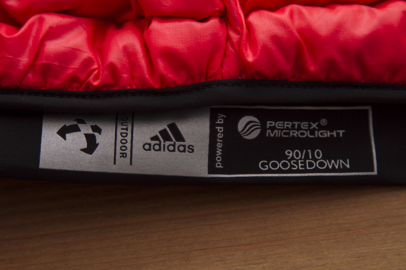 Adidas Terrex DownBlaze Jacket tested and reviewed