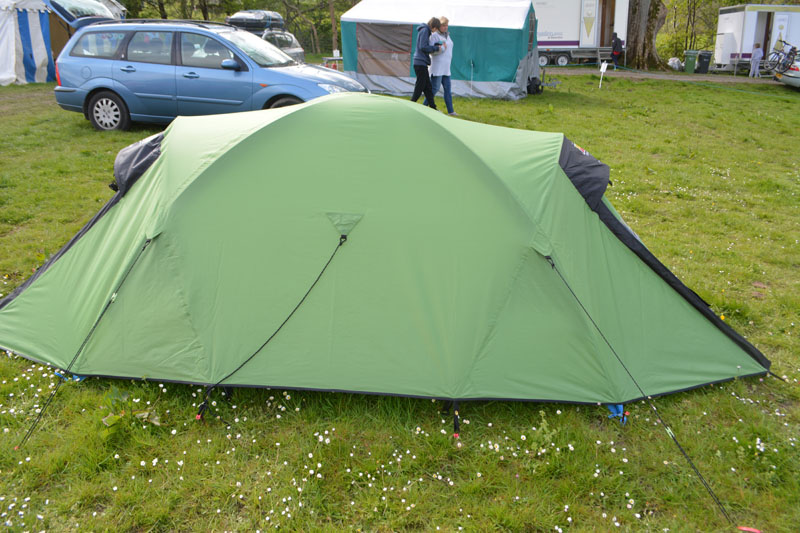The zip issue aside the Trisar 2D is a practical 4 season tent with the space for prolonged occupation if necessary and a design which will stand up to the ... & Wild Country Trisar 2D tested and reviewed
