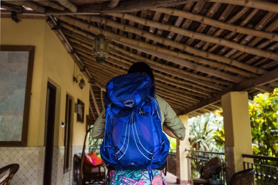 8b060e5b8947 Osprey Eja 38L Women s Fit Rucksack tested and reviewed
