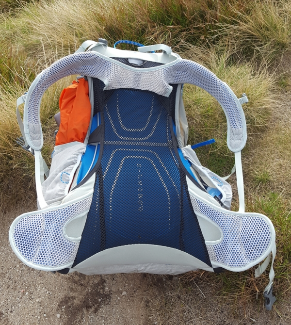 Osprey Levity 45l rucksack tested and reviewed