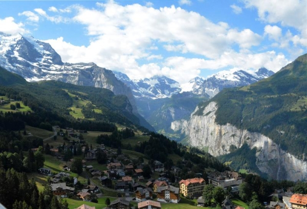 72 hours in the Jungfrau region