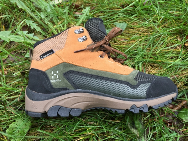 Haglofs Skuta Mid Proof Eco boot tested and reviewed