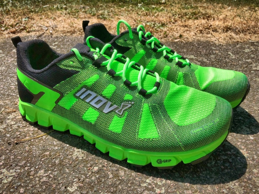 First Impressions of the Inov-8 TERRAULTA G 260 Graphene