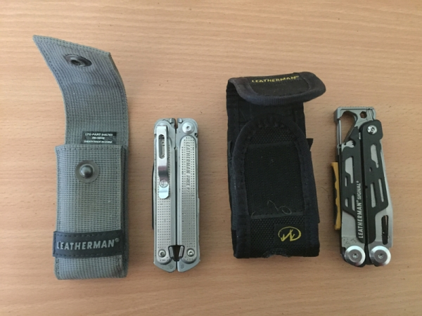 Leatherman Free and Signal long term review